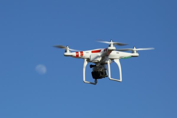 aviation drone 318